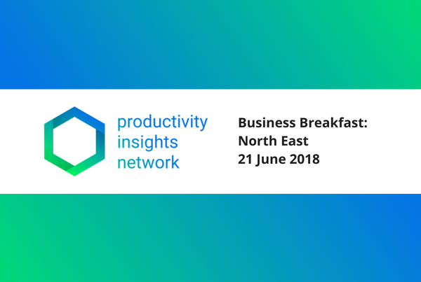 Business Breakfast: North East (21 June 2018)