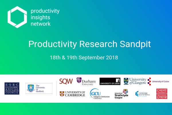 Productivity Research Sandpit