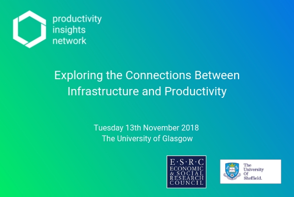 Exploring the Connections Between Infrastructure and Productivity