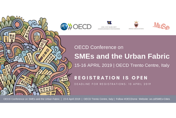 OECD Conference on SMEs and the Urban Fabric