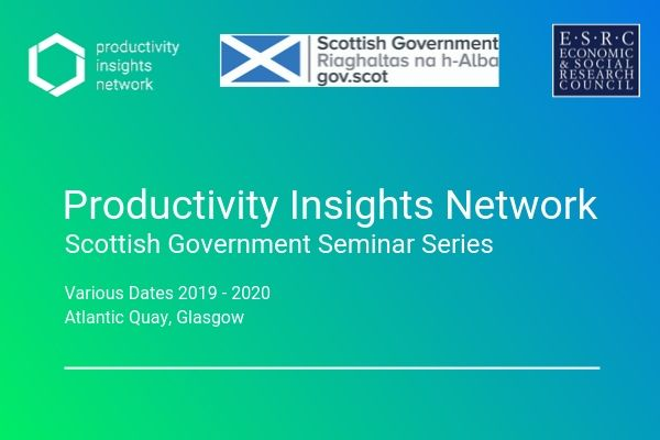 Scottish Government Seminar Series