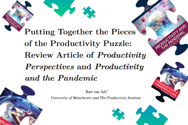 Review of the PIN Publications by Professor Bart Van Ark